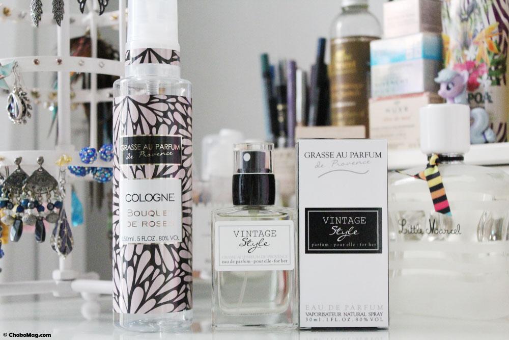 vintage style de grasse au parfum