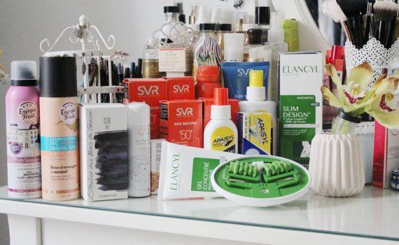 nouveautés cosmétiques juin 2017