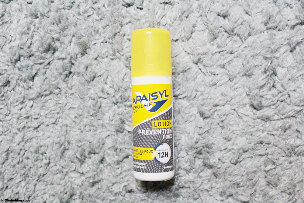produit antipoux apaisyl