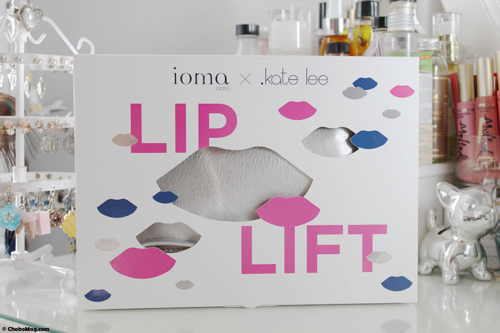 coffret noel collaboration ioma et kate lee
