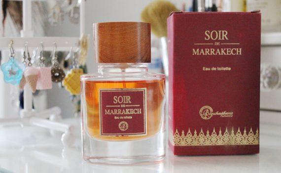 parfum ambre oriental gourmand soir de marrakech qui ressemble à ambre sultan