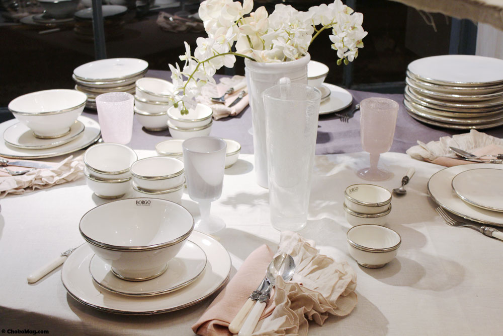 table brunch à volonté borgo delle tovaglie paris