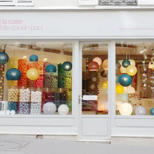 boutique parisienne la case de cousin paul