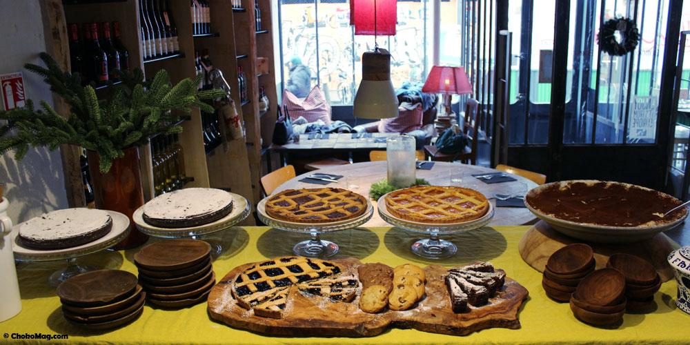 gâteaux à volonté borgo delle tovaglie