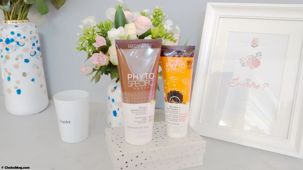 gamme soins pour cheveux très secs phyto specific