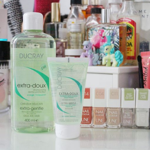 avis shampooing extra-doux ducray