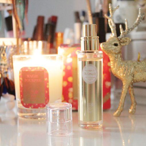 parfum oriental pailleté pour noel dr pierre ricaud