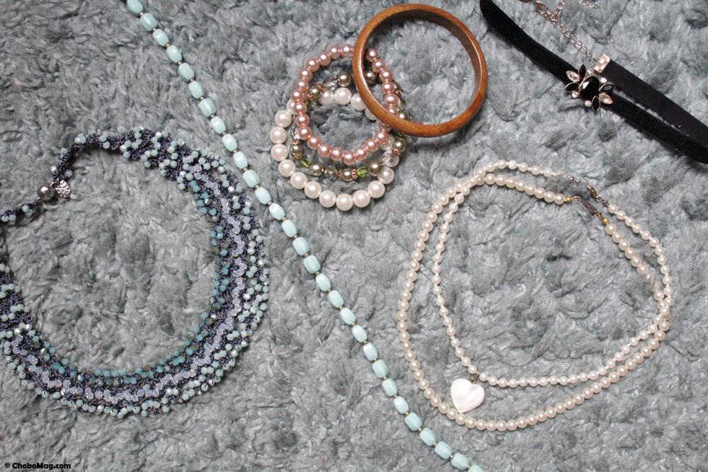 bijoux vintage ou retro chic des années 30 à 50