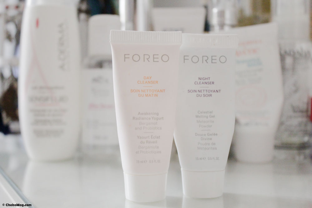 nettoyants visage foreo