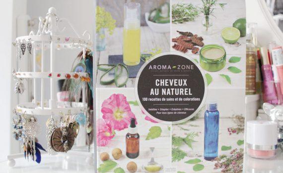 livre aromazone spécial cheveux au naturel