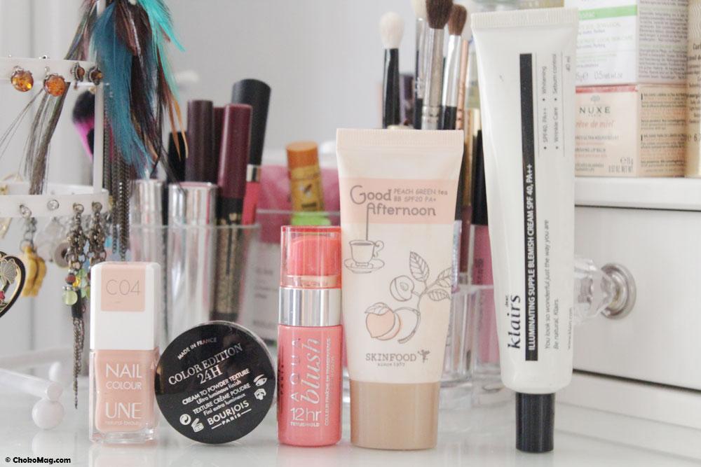 maquillage à jeter