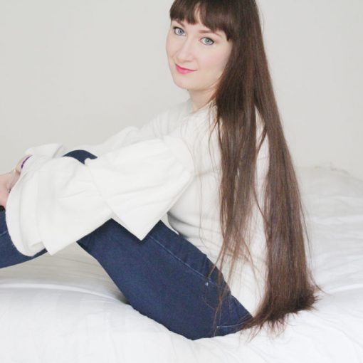 uggs marron jeans primark et pull blanc