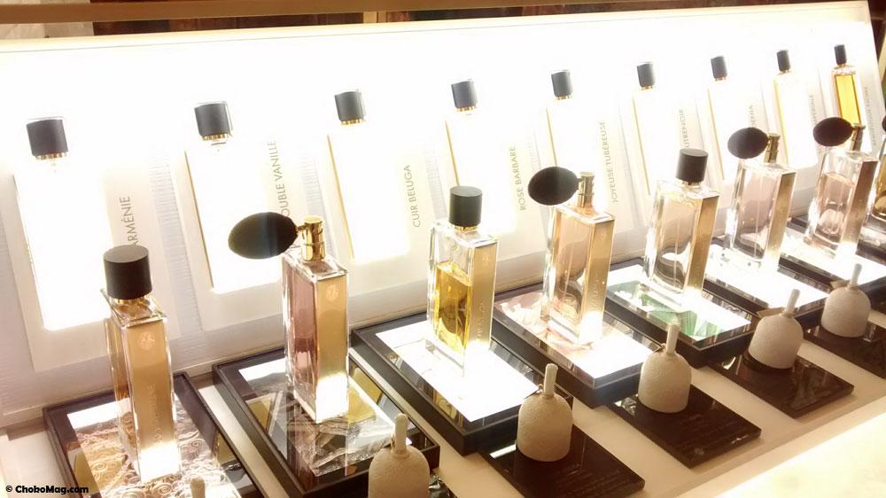 boutique musée du parfum guerlain