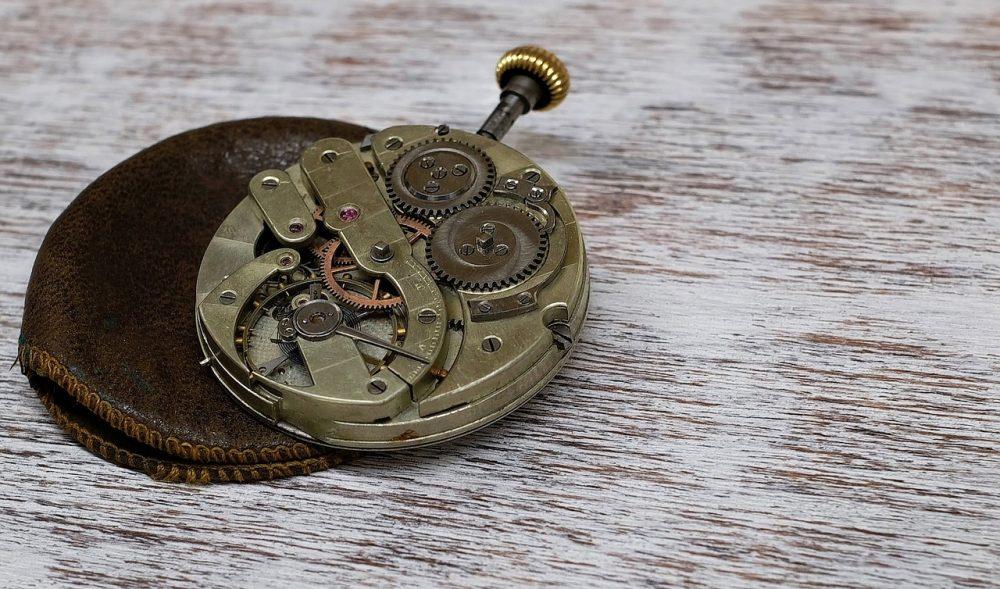 montre de poche à gousset