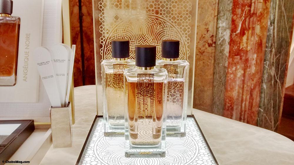 parfums déserts d'orient guerlain