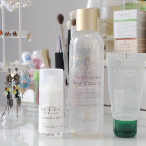 avis produits terminés shampooing abellie