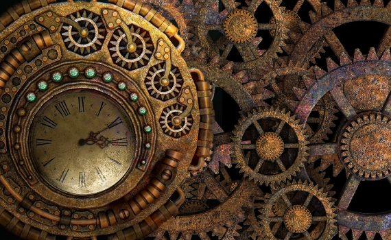 montre mécanique