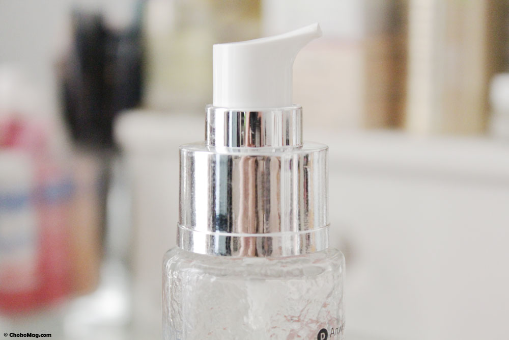 serum moisture et anti pollution annemarie borlind