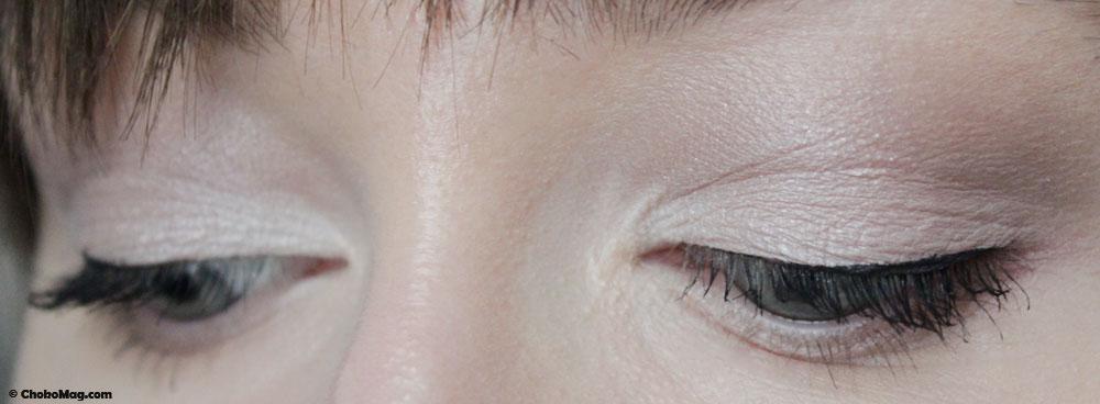 tuto makeup nude bio