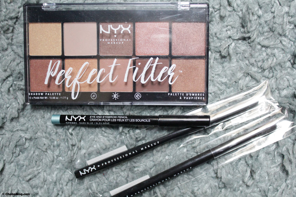 achats nyx perfect filter golden hour
