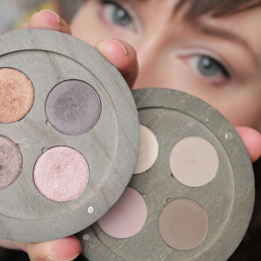 maquillage nude palette de maquillage bio
