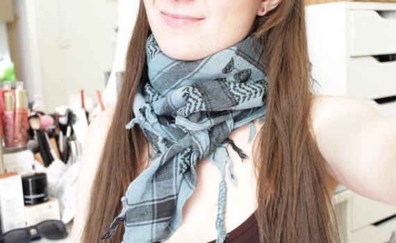 nouer son foulard