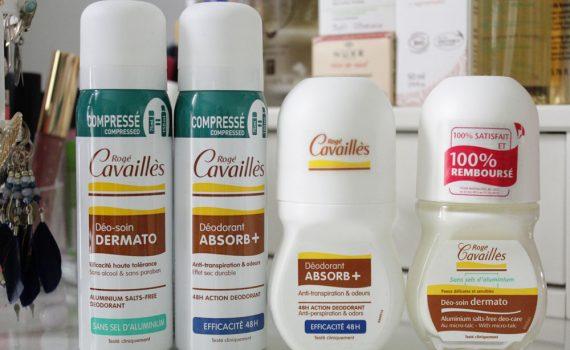 Déodorants Rogé Cavaillès