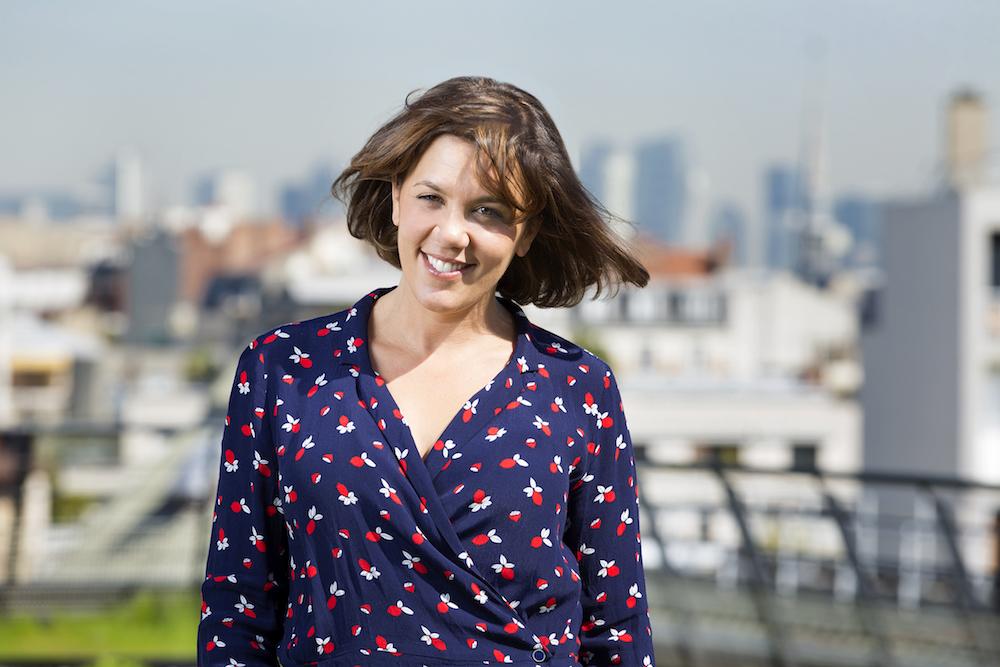 Charlotte Attry, journaliste et auteure du guide