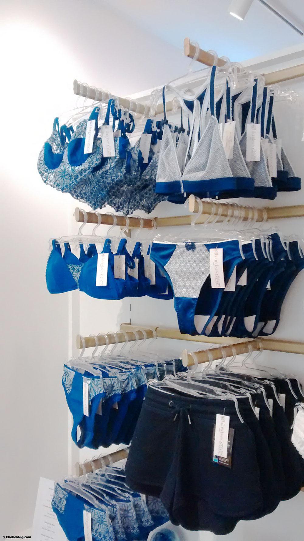 Boutique de lingerie Fillandises