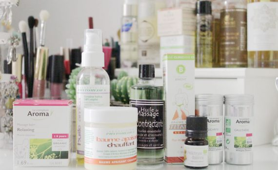 Quels cosmétiques et huiles essentielles contre les douleurs musculaires?