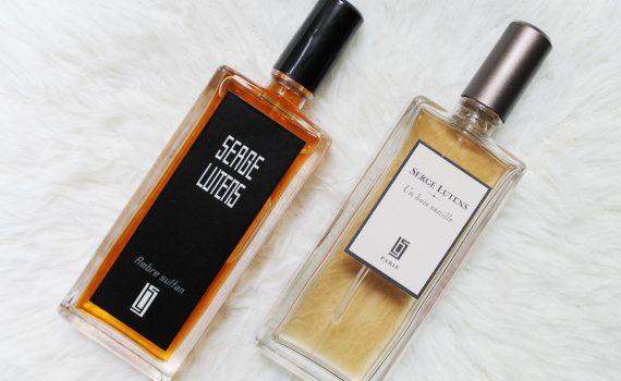 Ambre Sultan et un bois vanille de Serge Lutens