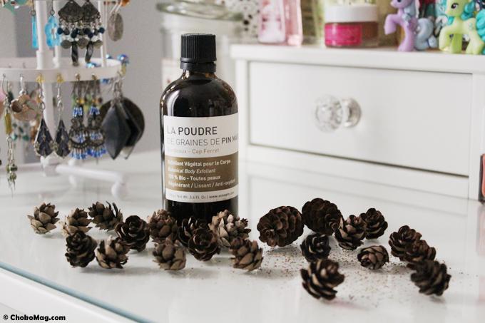Océopin: la seule marque de cosmétique productrice d'huile de graines de pin à usage cosmétique