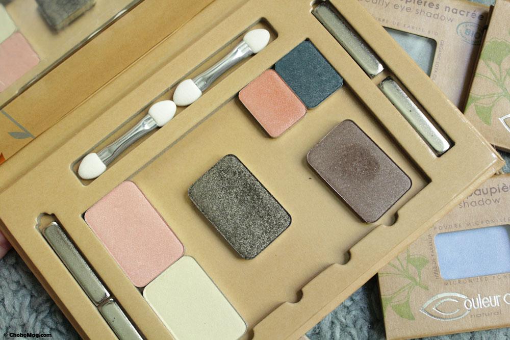 Réaliser sa palette aimantée personnalisée Couleur Caramel