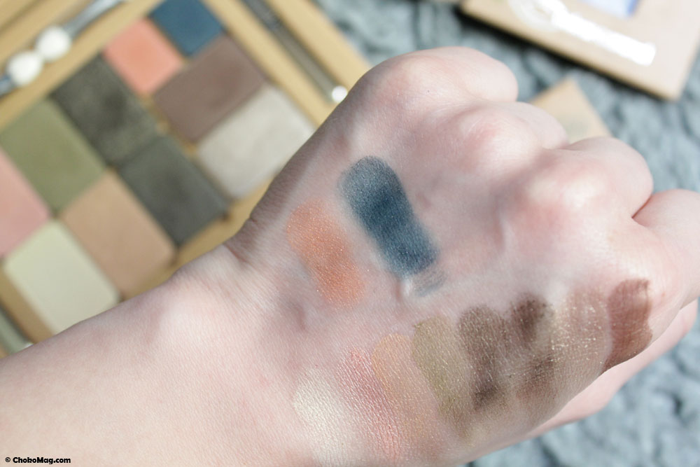 Nouveaux fards recharges: encore plus pigmentés!