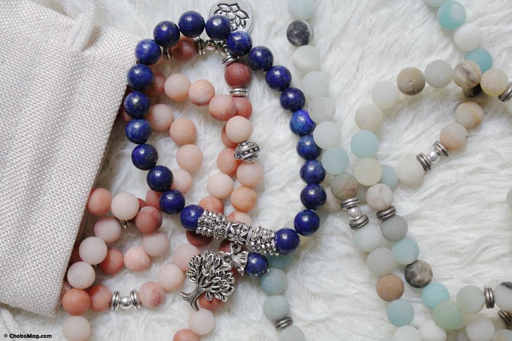 Bracelet Mala Quest Ce Quun Bracelet Tibétain Et Comment Lutiliser